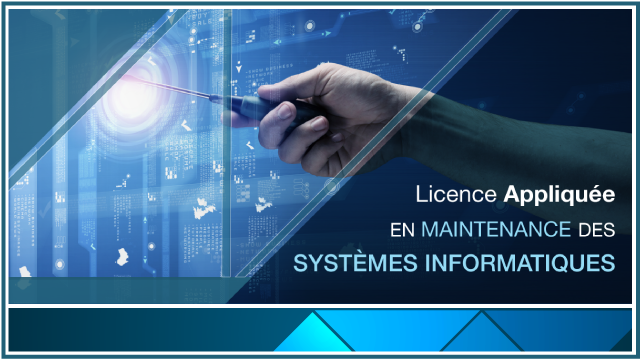 Licence Appliquée Maintenance