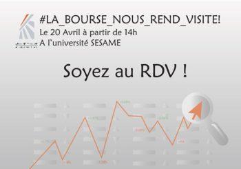 La Bourse De Tunis Nous Rend Visite
