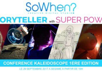 Conférence Kaléidoscope 1ère édition